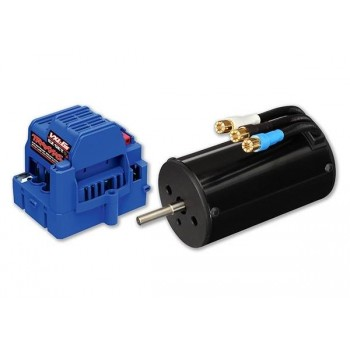 Электронный регулятор скорости Velineon VXL-6s Brushless Power System, waterproof (includes VXL-6s waterproof ESC and Velineon 1600 - TRA3360