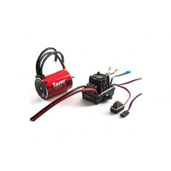 Мотор бесколлекторный Dynamite 4000Kv + регулятор 1|10 - DYNS0601