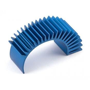 Радиатор для э|двигателя 540 short, blue aluminum (use with #3933) - AS3927