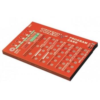 Програмкарта для регуляторов TORO (for Car ESC) - SK-300032-01