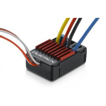 Коллекторный влагозащищенный регулятор для масштаба 1:16 - HW-QuicRun-WP-1625-Brushed