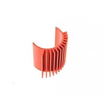 Теплоотвод алюминиевый для мотора RC390 для Remo Hobby 1:16 - A4029