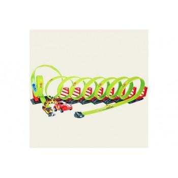 Детский пусковой трек Track Racing длина трека 650 см TLD TL-68807