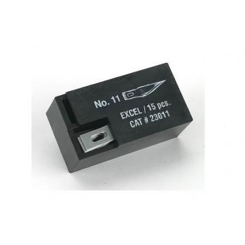 Лезвия сменные №11 (15 штук) - EXL23011