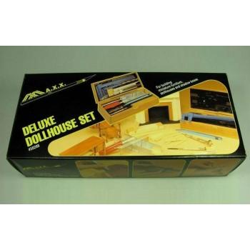 Модельный инструмент MAXX набор Deluxe Dollhouse Set для кукольного домика - MAXX58288