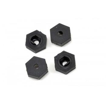 Колёсные гайки для моделей Latrax Teton масштаба 1:18 (12мм), 4шт. - TRA7669