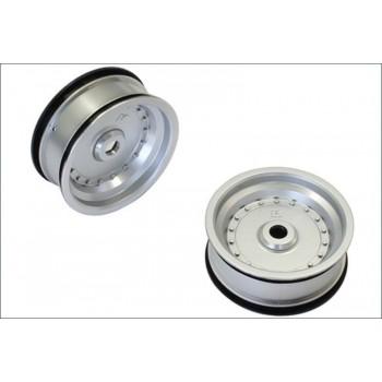 Колёсные диски (серебристые, 2 шт.) - SXH001S