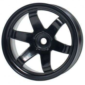 Комплект дисков (4шт.), 6 спиц, черные - SWS-3320108_b