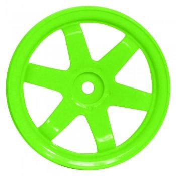 Комплект дисков (4шт.), 6 спиц, зелёные - SWS-3320106_g