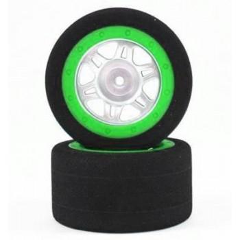 Микропора 1 16 - Replica Beadloc - Green (2шт) - FAST0099G