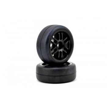 Диск колеса и покрышка колеса в сборе, 2 штуки - TRA7376