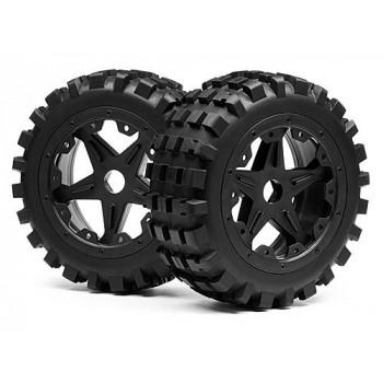 Колеса в сборе 1|5 - BLACKOUT XB (передние|пара) - MV24170