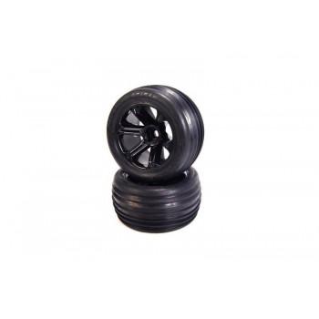 Резина Tracer 2.8 на дисках Addict 2.8 Front NT - MP-5505