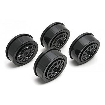 Диски колесные SC8 - 12-Spoke (black) 4шт - AS89404
