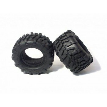Шины трак 1|8 - GT (S COMP| 160x86MM) 2шт - HPI-4464