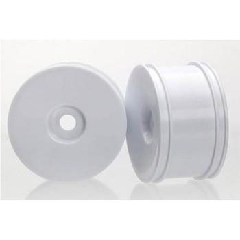 Диски колеса пластиковые, белые - TRA6474