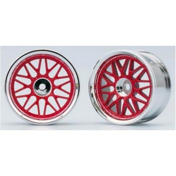 Диски 1|10 - 10-Spoke Chrome Red - YOK-TW-1313R