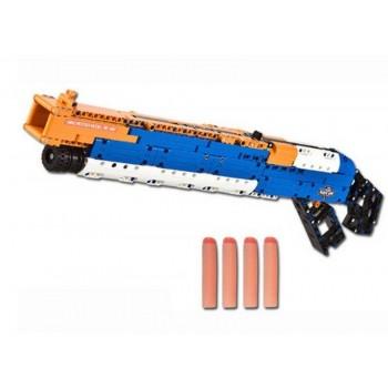 Конструктор CaDA Technic дробовик M1887, стреляет пульками (506 деталей)