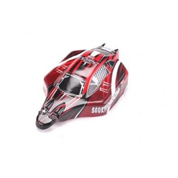 Кузов багги (красный) Remo Hobby: SCORPION - REM-D5902