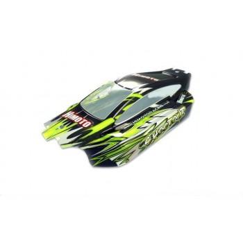 Зеленый кузов для багги Himoto E8XBL 1:8 - Hi80302