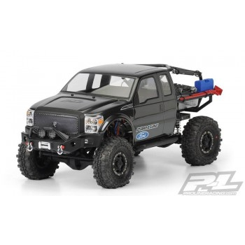 Кузов краулер 1|10 - Ford F-250 Super Duty Cab for Axial SCX10 Trail Honcho - PL3392-00