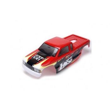 Кузов окрашенный (красный) для моделей монстров 1:8 - D3902
