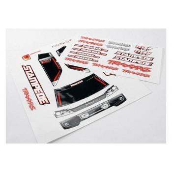 Комплект наклеек для моделей TRAXXAS Stampede - TRA3616