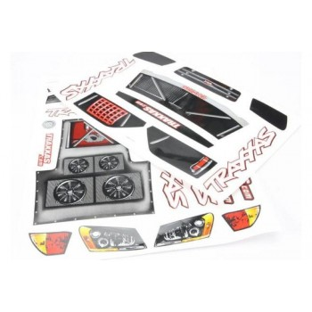 Наклейки Slash - TRA5813