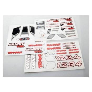 Наклейки Bandit VXL - TRA2413R