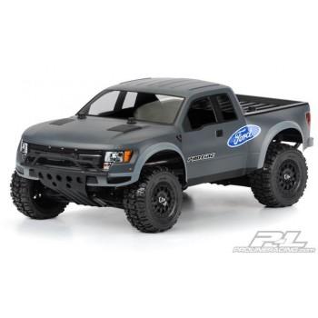 Кузов SC 1:10 - Ford F-150 Raptor SVT некрашеный - PL3389-00