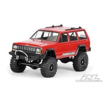 Кузов 1:10 - 1992 Jeep Cherokee   некрашеный - PL3321-00