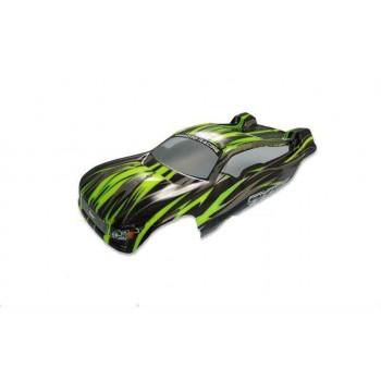 Зеленый кузов для трагги Himoto E8XTL 1:8 - Hi08532