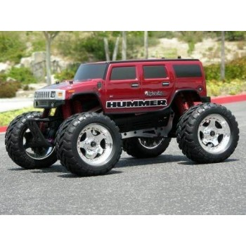 Кузов трак HUMMER H2 некрашеный 1:8 - HPI-7165