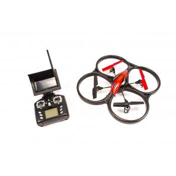 Радиоуправляемый квадрокоптер WLToys V606G Mini UFO Quadcopter FPV 5.8G - WLT-V606G