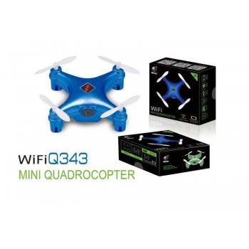 Радиоуправляемый квадрокоптер WL Toys Q343 Mini WiFi Quadcopter RTF - WLT-Q343
