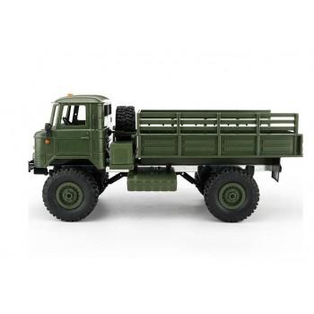 Внедорожник зеленый 1/16 4WD электро - Offroad Truck KIT (набор для сборки с тюнингом)