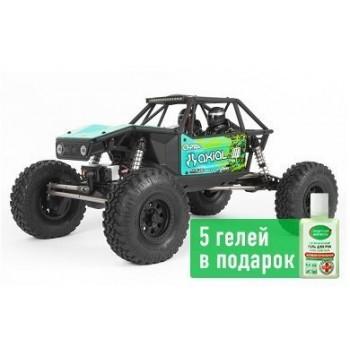 Багги Axial Capra 1.9 Unlimited Trail Buggy 1:10 4wd RTR (зеленый)