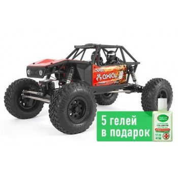 Багги Axial Capra 1.9 Unlimited Trail Buggy 1:10 4wd RTR (красный)