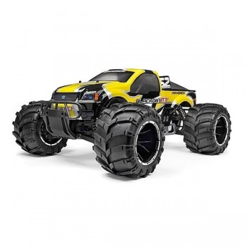 Бензиновый монстр Maverick Blackout MT 4WD RTR масштаб 1:5 2.4G - MV12404