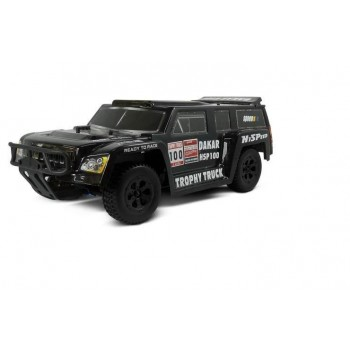 Бензиновый шорт-корс трак HSP DAKAR 4WD RTR масштаб 1:10 - 94178-12894