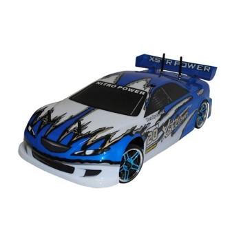 Модель шоссейного автомобиля HSP XSTR Power 4WD RTR масштаб 1:10 2.4G - 94122