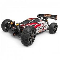 Радиоуправляемый багги HPI Trophy Buggy Flux 4WD RTR масштаб 1:8 2.4G - HPI-107016