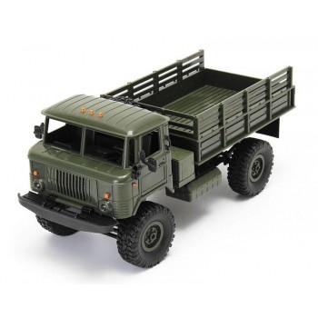 Радиоуправляемый грузовик Aosenma Offroad Truck KIT 4WD масштаб 1:16 2.4G - WPLB-24K