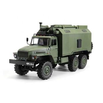 Радиоуправляемый внедорожник Aosenma Советский военный грузовик *Урал* 4WD RTR масштаб 1:16 2.4G