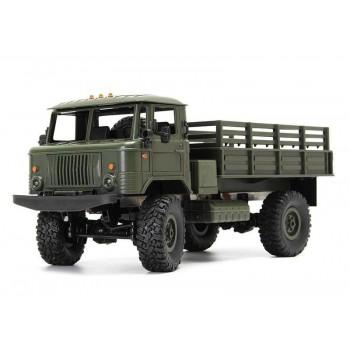 Радиоуправляемый грузовик WPL Offroad Truck 4WD масштаб 1:16 2.4G