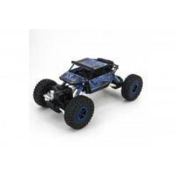 Радиоуправляемый краулер синий JD Toys RTR 4WD масштаб 1:18 2.4G - 699-91