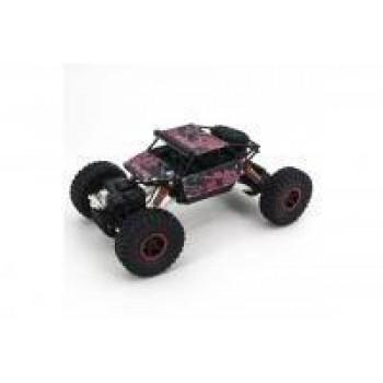 Радиоуправляемый краулер красный JD Toys RTR 4WD масштаб 1:18 2.4G - 699-92