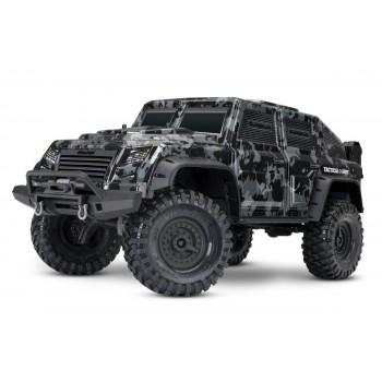 Радиоуправляемая модель машины TRAXXAS TRX-4 Tactical Unit 4WD RTR масштаб 1:10 2.4G - TRA82066-4