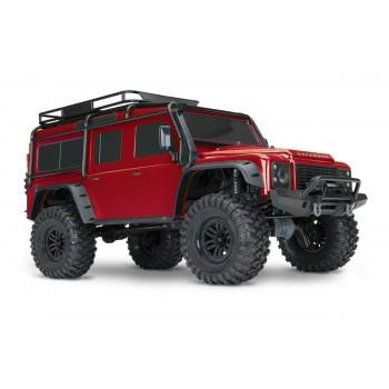 Радиоуправляемый краулер TRX-4 Scale and Trail Crawler 4WD RTR масштаб 1:10 2.4G