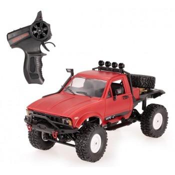 Радиоуправляемый краулер WPL 4WD RTR масштаб 1:16 2.4G